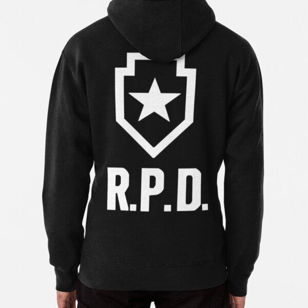 Resident Evil 2: REmake RPD Logo Pullover Hoodie