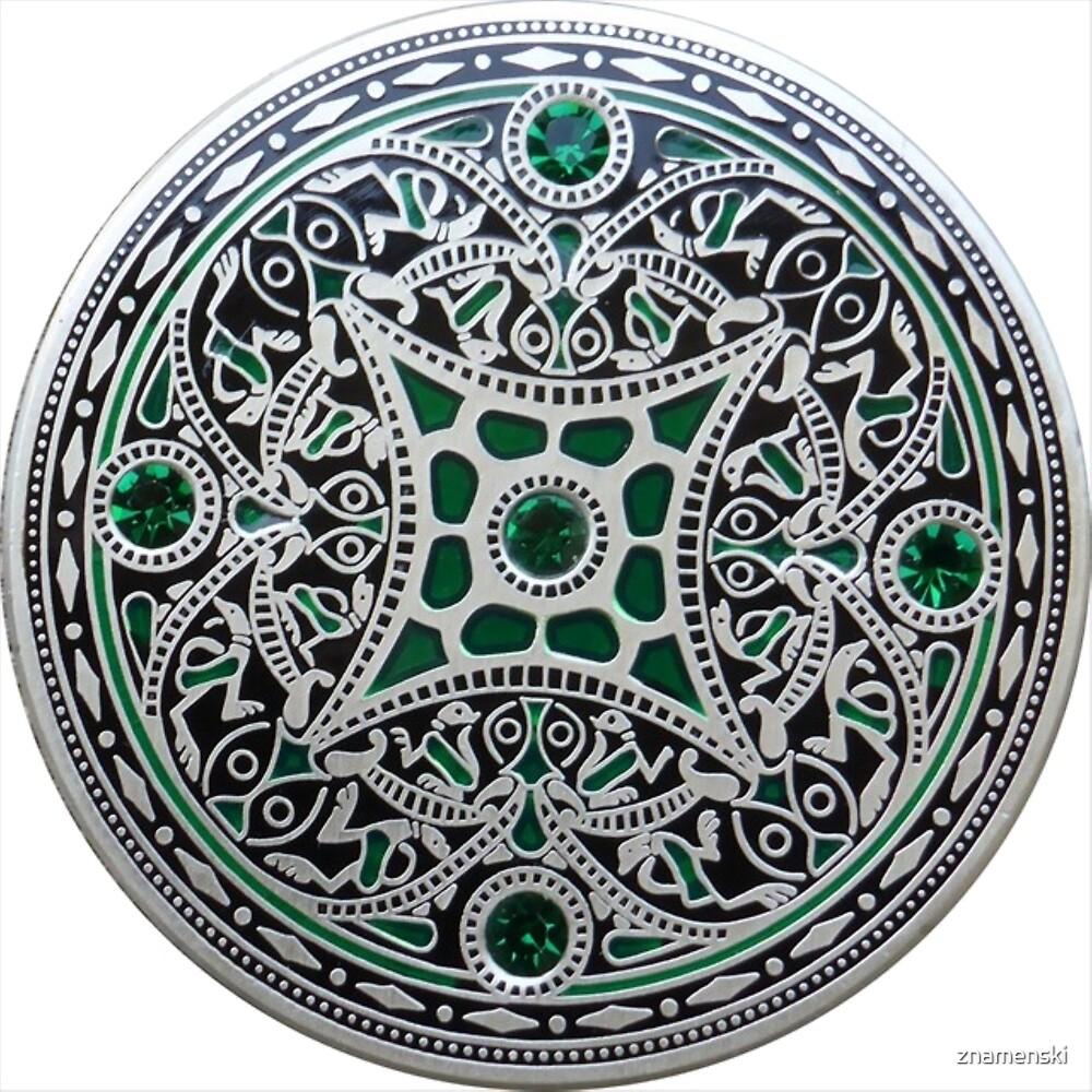 #decoration #ornate #pattern #flower art antique proportion illustration abstract by znamenski