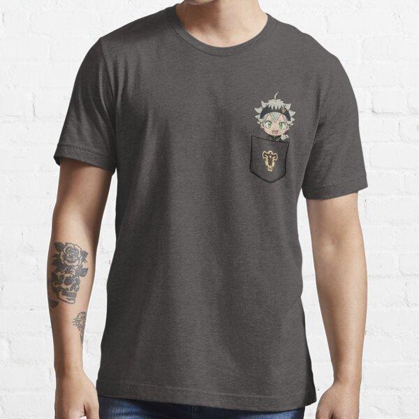 Asta Black Clover T-shirt essentiel