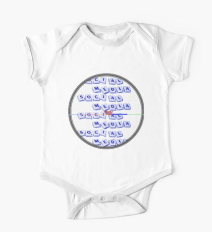 SOCI^L SCR^BBLE by RootCat Kids Clothes