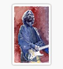 Eric Clapton 04 Sticker