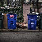 Trash Day by Eric Scott Birdwhistell