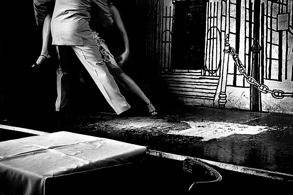 Sunday Tango by Vincent Riedweg