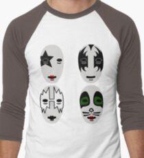 Sincara Kiss Baseball ¾ Sleeve T-Shirt
