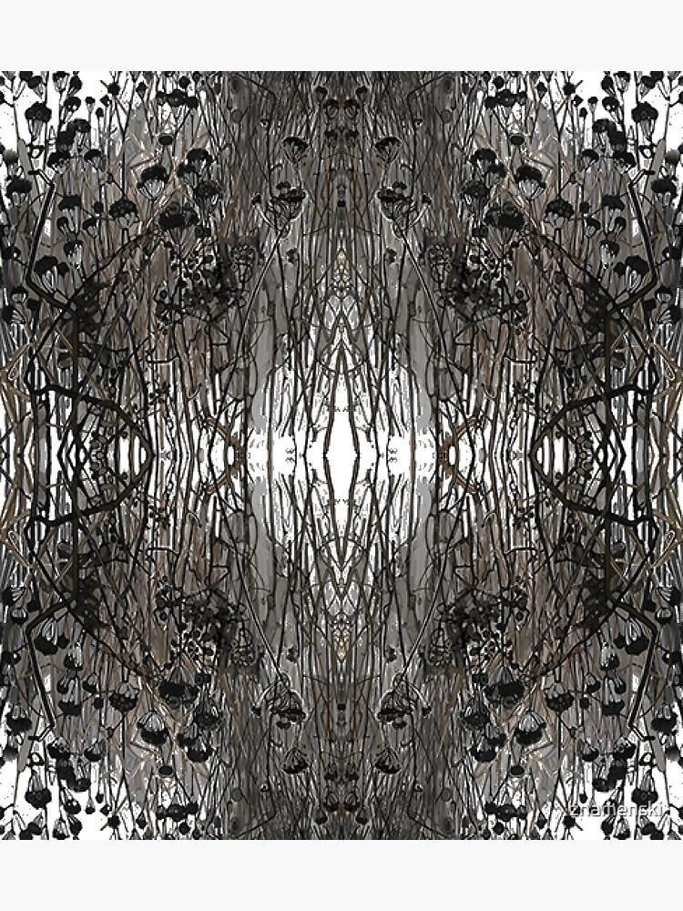 #Tree #Monochrome #Pattern #Design Symmetry nature tree wood old pattern dry by znamenski