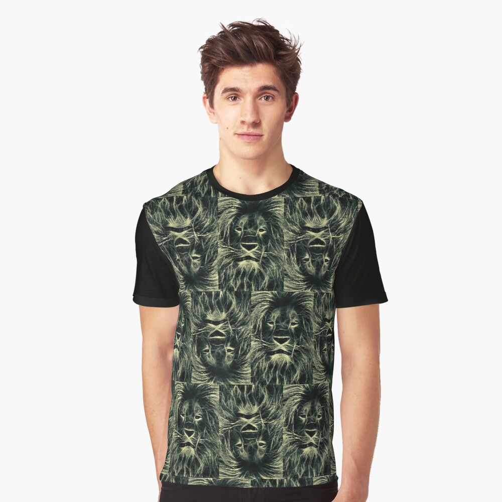 Lion's Den Graphic T-Shirt
