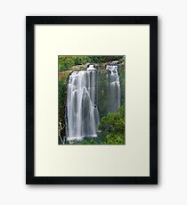 Lisbon Falls,South Africa Framed Print
