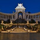 Chateau d'Eau in Marseille by AngeloDeVal