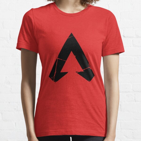 Apex Legends Logo | Apex Legends Black Symbol Camiseta esencial