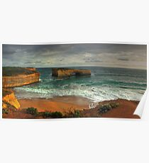 Great Ocean Road: London Bridge Poster