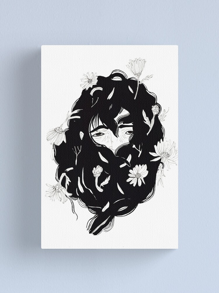 Alternate view of Mood_ Canvas Print