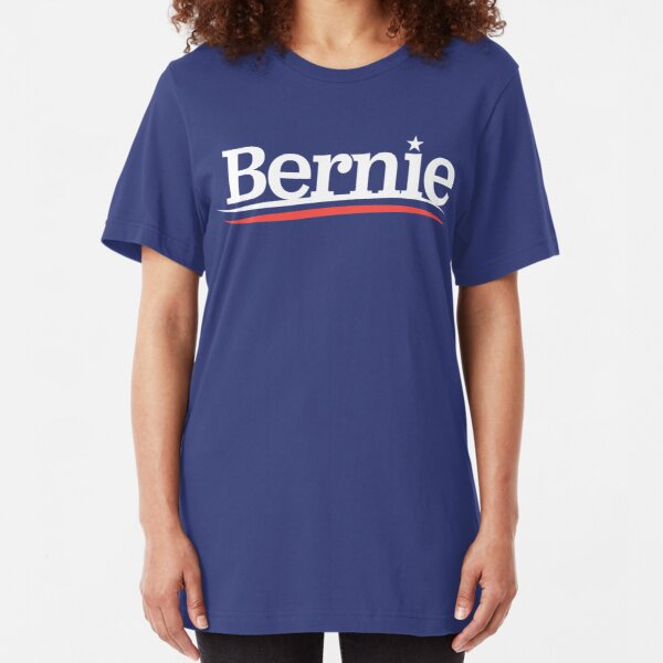 BERNIE SANDERS 2020 SHIRT Slim Fit T-Shirt