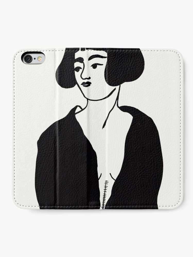 Alternate view of Sensuality iPhone Wallet