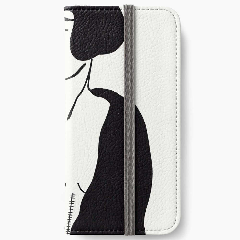 Sensuality iPhone Wallet