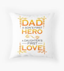 Dad Dad Floor Pillow