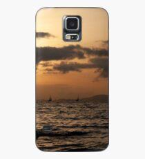 Sunset over Palma Bay Case/Skin for Samsung Galaxy