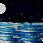 Mitternachtsschwimmen von WhiteDove Studio kj gordon