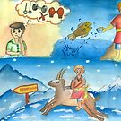 Illustrations by tanmay