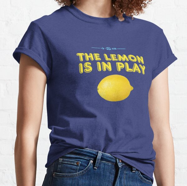 Cabin Pressure - the lemon is in play Classic T-Shirt