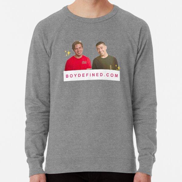 Boy Defined Lightweight Sweatshirt