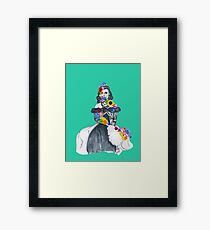 Princess of Egypt Framed Print