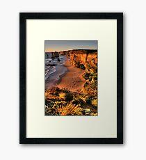 12  - Twelve Apostles, Great Ocean Road - The HDR Experience Framed Print