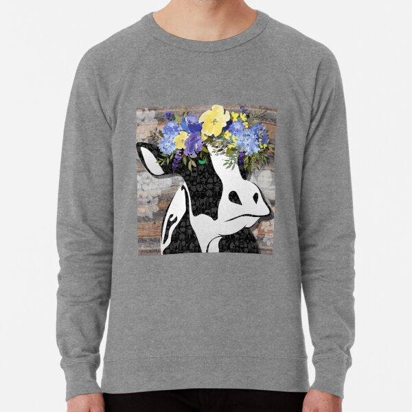 Maude Moo Lightweight Sweatshirt