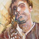 The Artist - Bobby Dar by scallyart