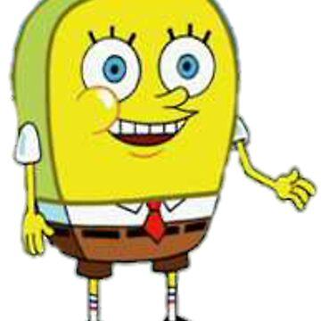normal spongebob by moreira