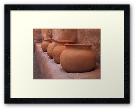 Granary Jars by Richard G Witham