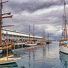 Australian Wooden Boat Festival 2019 - Hobart by TonyCrehan