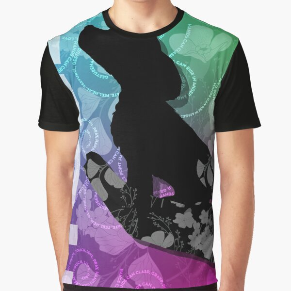 Hold Graphic T-Shirt