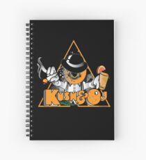 Kush & Oj Spiral Notebook