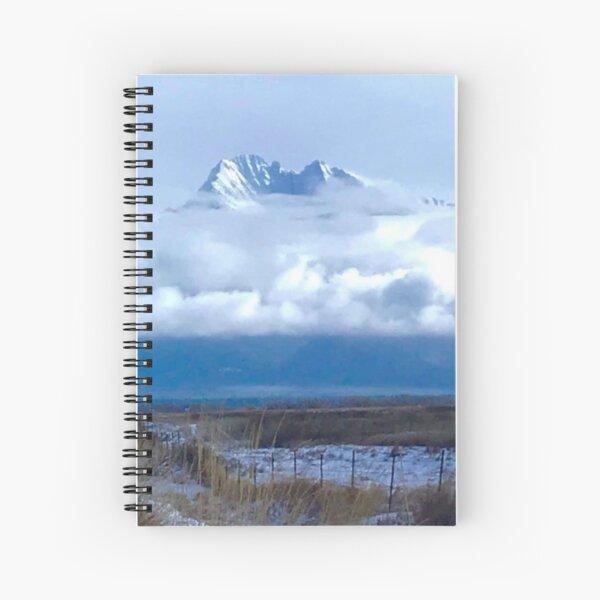 Mount Harding Spiral Notebook