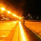 sydney at night #2 by Nenad  Njegovan