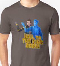 Tales from the Borderlands - Hail to the king, baby! Unisex T-Shirt