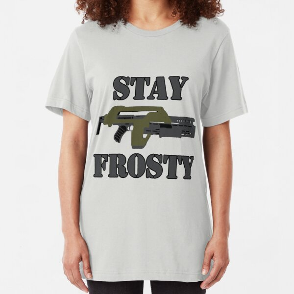 Stay Frosty Slim Fit T-Shirt