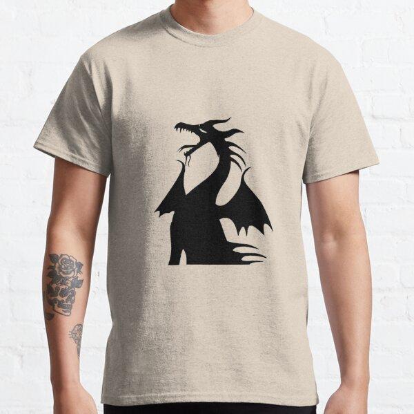 Dragón maléfico Camiseta clásica