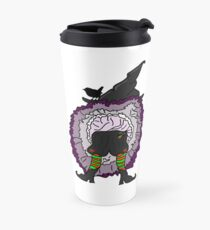 Witchy Drawers Travel Mug