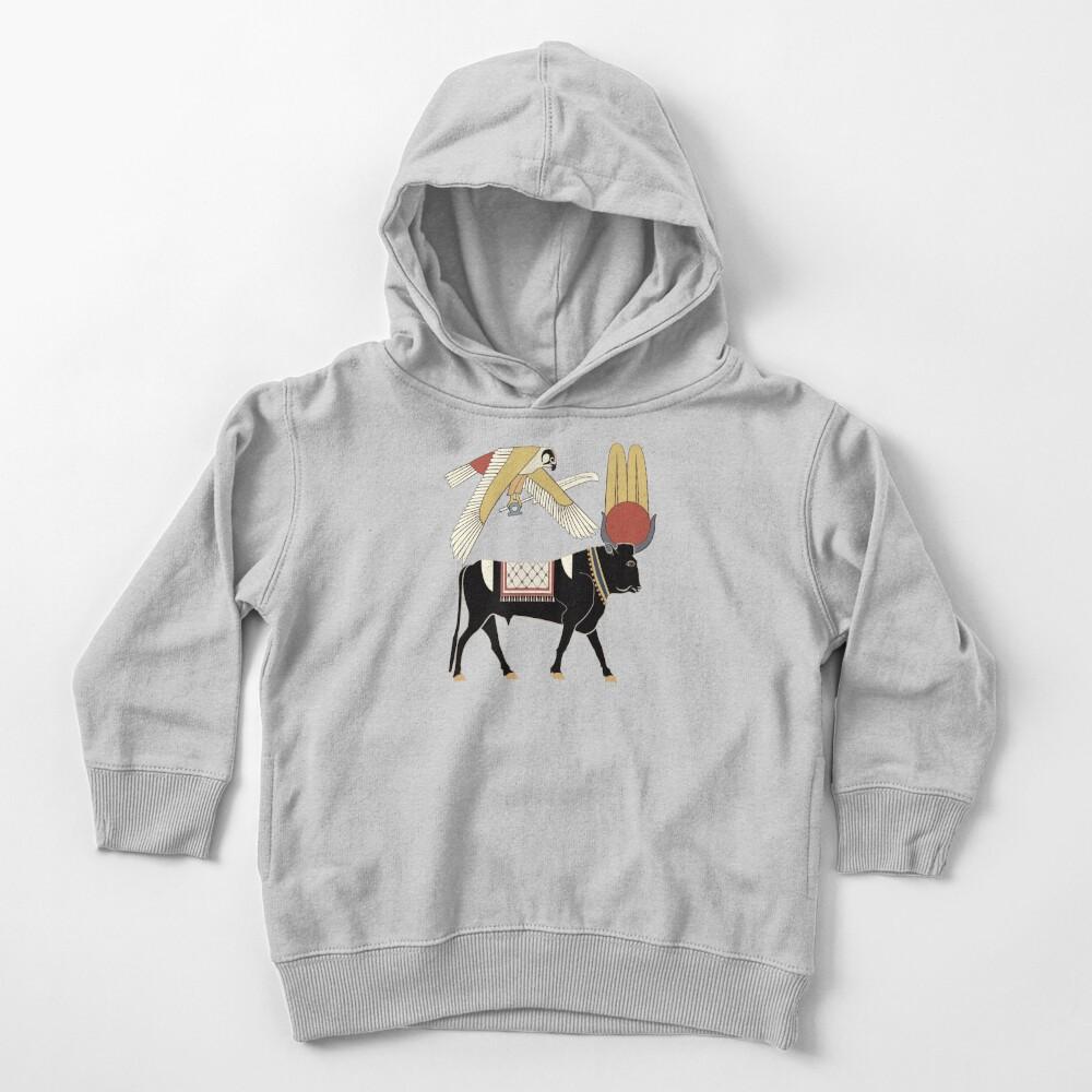 Apis Bull Toddler Pullover Hoodie