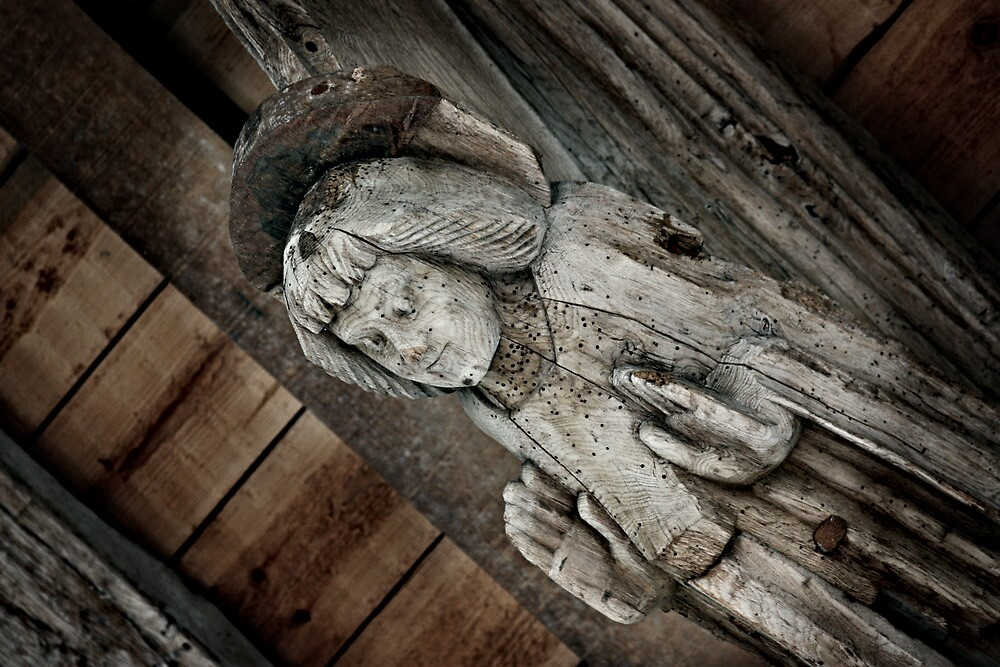 Angel of Hockwold by Mark McBee