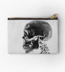 X-Ray Skull Studio Pouch