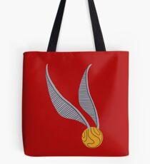 Quidditch Seeker Tote Bag