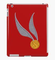 Quidditch Seeker iPad Case/Skin
