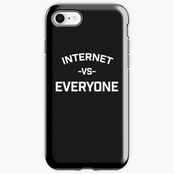 the internet vs everybody iPhone Tough Case