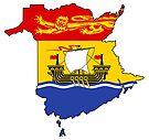New Brunswick by Sun Dog Montana