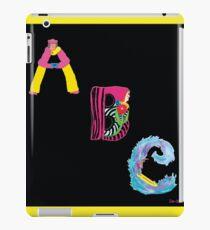 ABC iPad Case/Skin