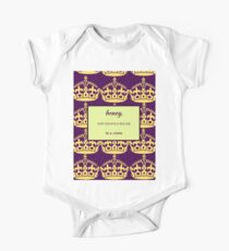 Honey, You Should See Me in a Crown One Piece - Short Sleeve