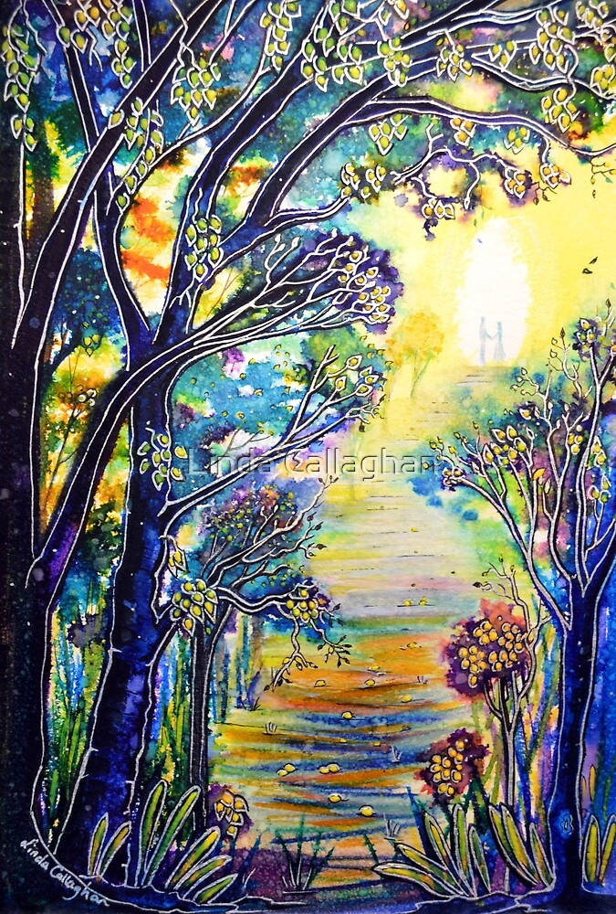 Trees - A Promise of Love by Linda Callaghan