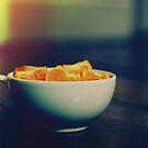 Orange by Sid Black